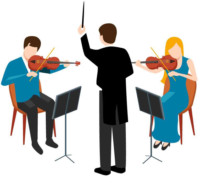 Scalable Video Orchestration